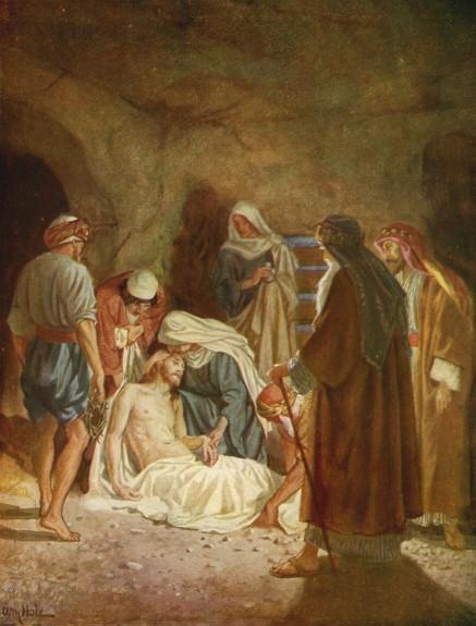 L'Évangile ou vie de Jésus en images. 71j10