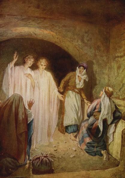 L'Évangile ou vie de Jésus en images. 72j10