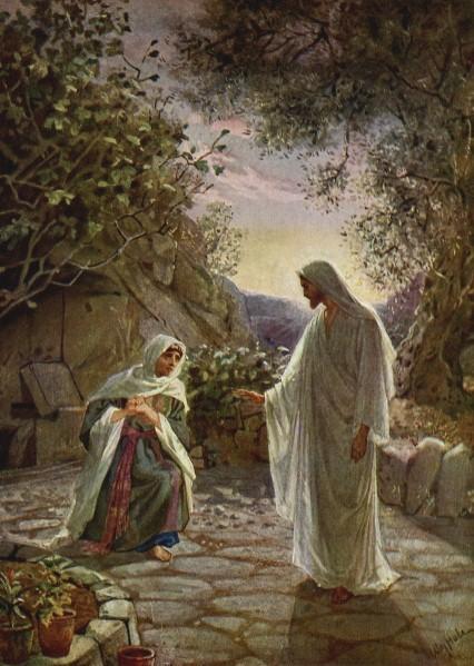 L'Évangile ou vie de Jésus en images. 74j10