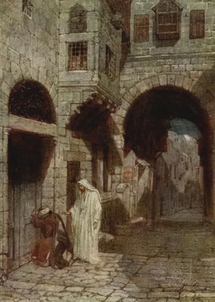 L'Évangile ou vie de Jésus en images. 76j10