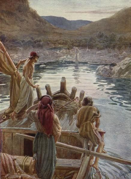 L'Évangile ou vie de Jésus en images. 78j10