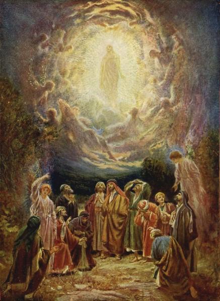 L'Évangile ou vie de Jésus en images. 79j10