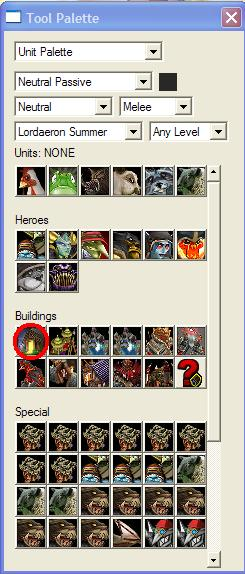 Crear Mapas de Warcraft 3 - Guia Completa! Dibujo11