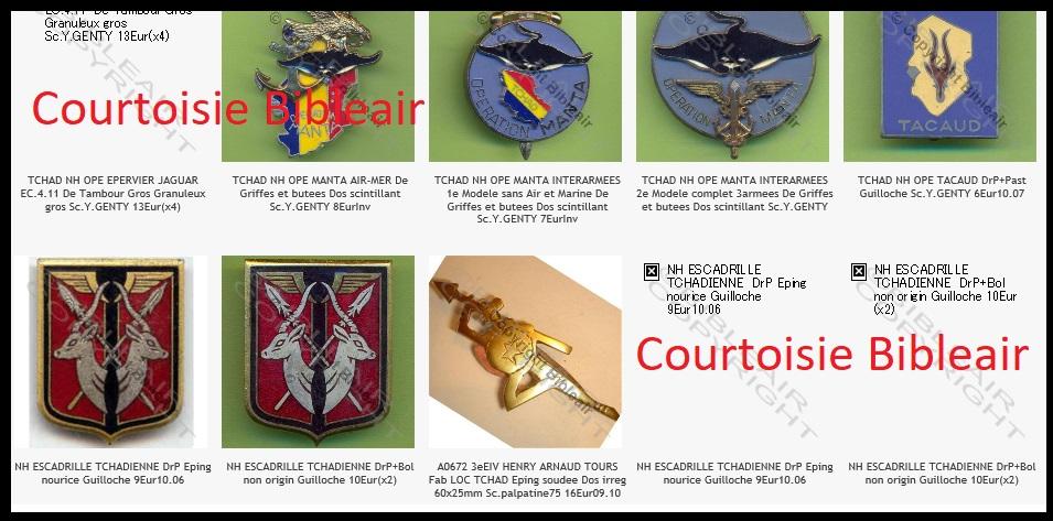 Insigne Armée de l'Air ? Insigne Franco-Tchadien E_aasa10