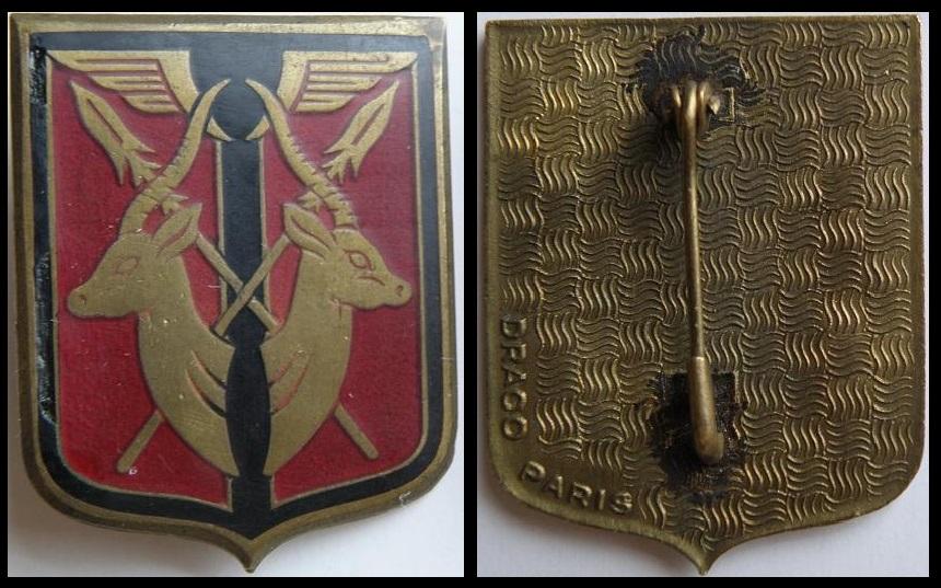 Insigne Armée de l'Air ? Insigne Franco-Tchadien Tchad_12