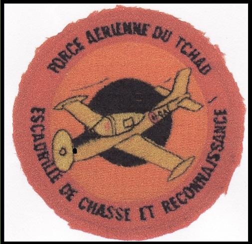 Insigne Armée de l'Air ? Insigne Franco-Tchadien Tchad_13