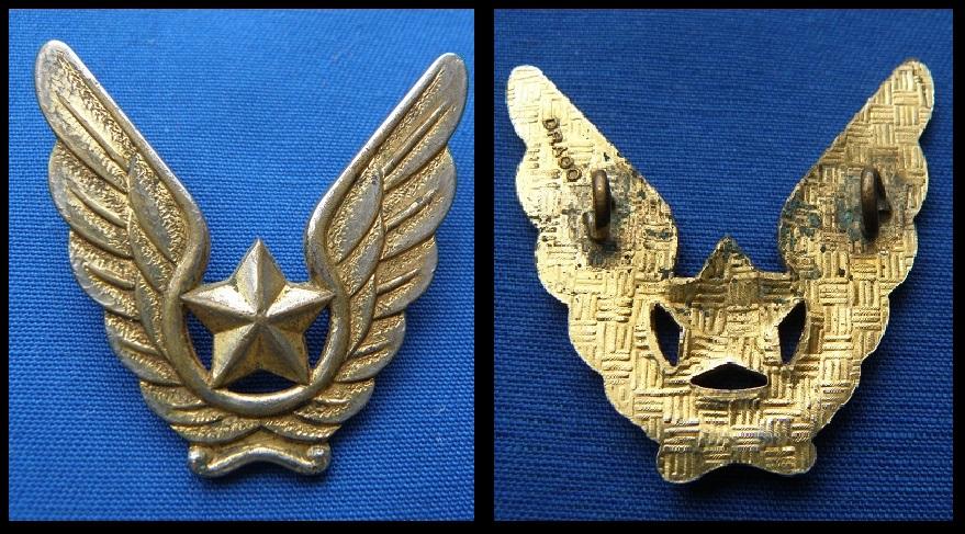 Insigne Armée de l'Air ? Insigne Franco-Tchadien Tchad_14
