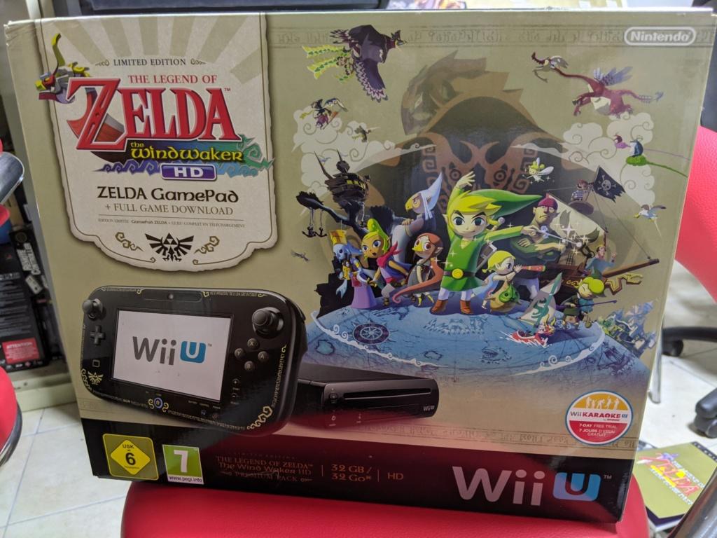 [est]  Wii u pack zelda, ps4 pack normal fir 5.05,Wonder swan final fantasy 48510