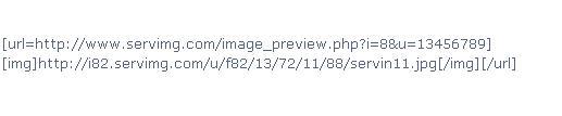 Méthode pour insérer une image dans un message Lien10