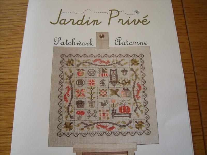 patchwork d'automne de jardin privé Dscf1726