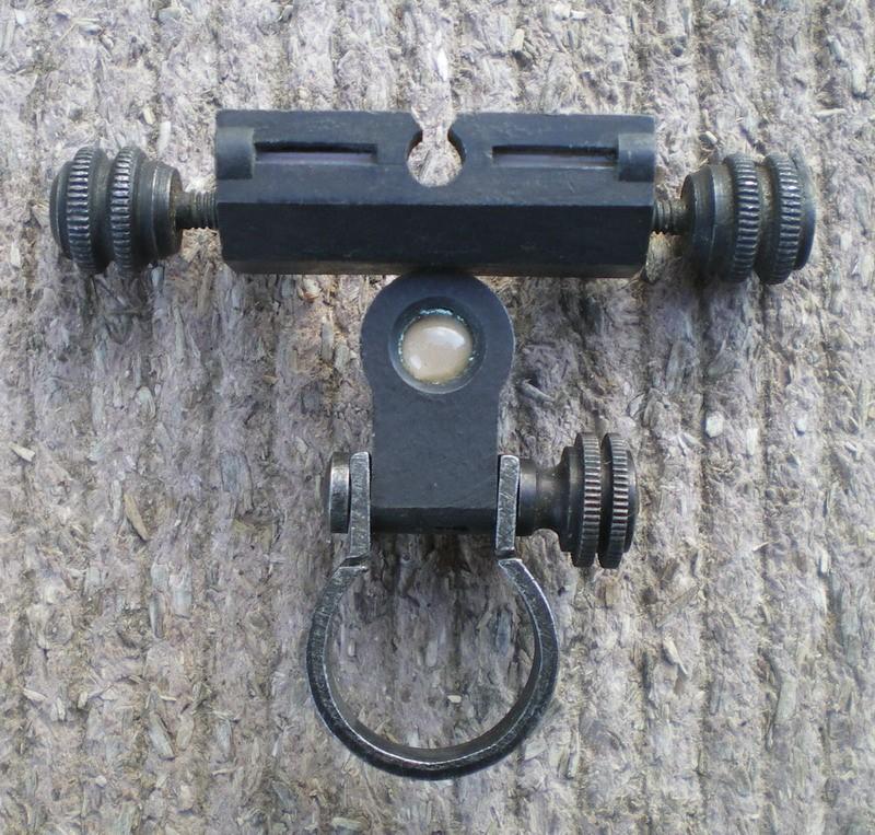 Dispositif de tir de nuit pour Gewehr 1898 Ensemb10
