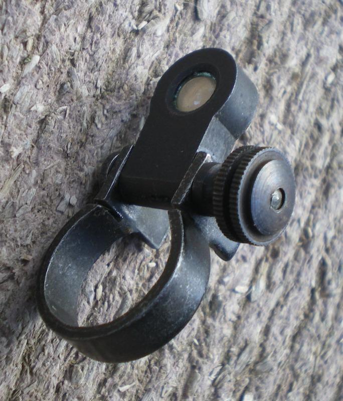 Dispositif de tir de nuit pour Gewehr 1898 Guidon13