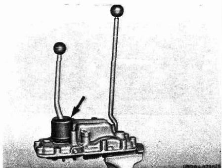 U421 ou U406 - Boite G - couvercle de sélection - patte trop courte Boite-12