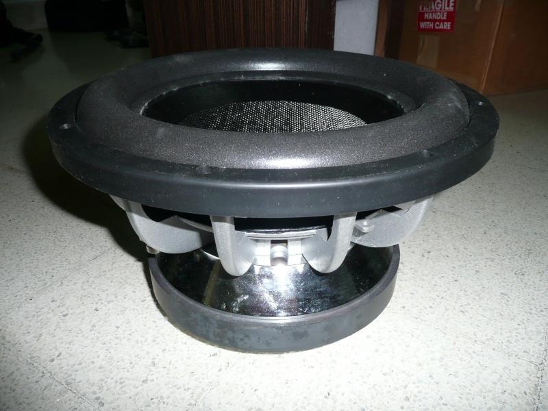 "Ascendant Audio Avalanche 12"" USA made XBL2 subwoofer P1030310"