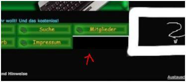 Der Profil-Button wird nicht angezeigt A11137