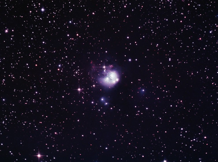 DEBUT ASTROPHOTO NGC 7129 ET CORRECTION NGC 7023 Defect10