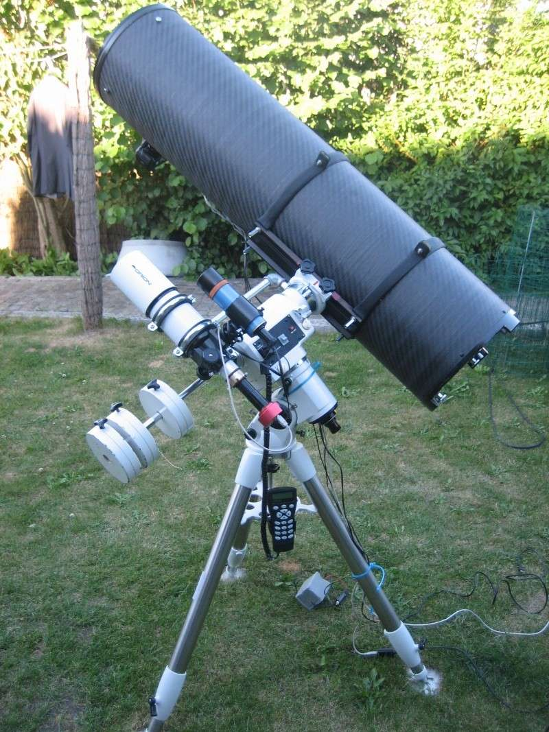 Début astrophoto NGC 7023  Img_2510