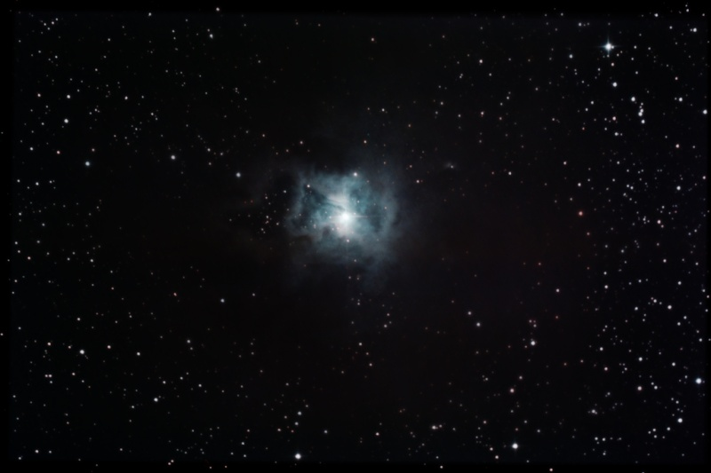 DEBUT ASTROPHOTO NGC 7129 ET CORRECTION NGC 7023 Test-311