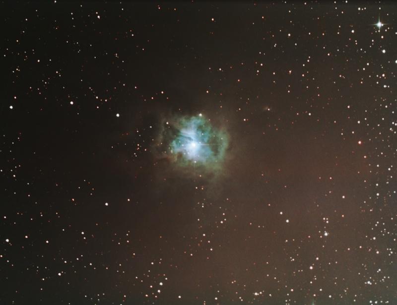 Début astrophoto NGC 7023  Test-i10