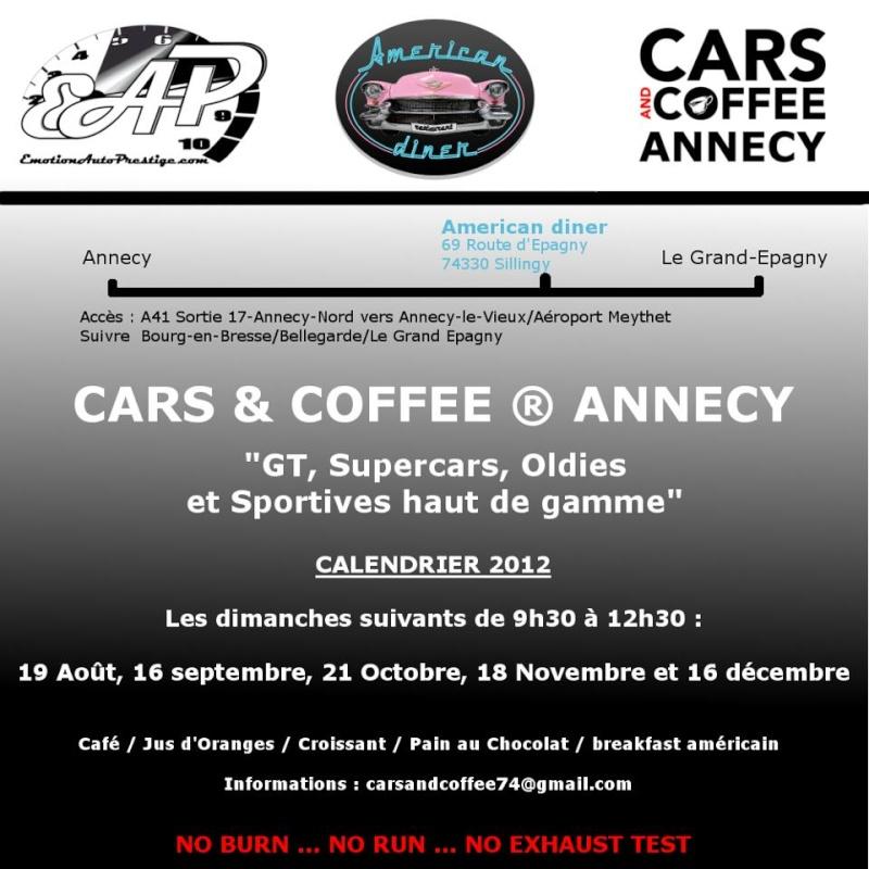 Cars & coffee à Annecy 30673210
