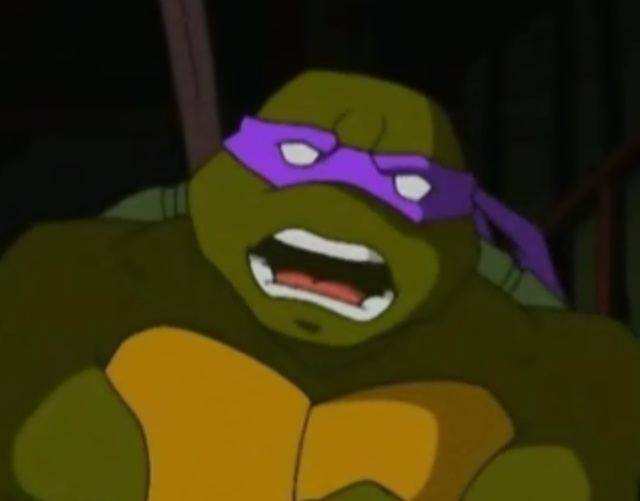 My fave TMNT moments... 8o10