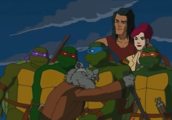 My fave TMNT moments... Family10