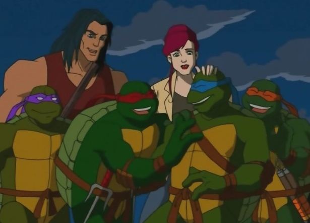 My fave TMNT moments... Goodbo10