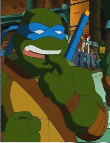 My fave TMNT moments... Leomov10