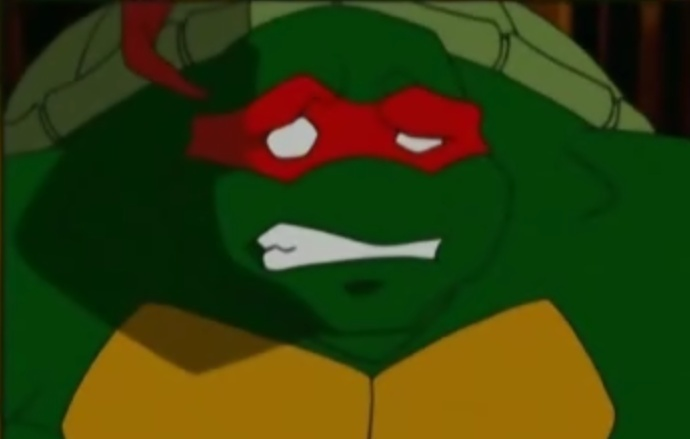 My fave TMNT moments... Raphae10