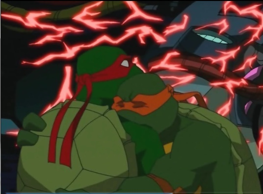 My fave TMNT moments... Raphan10