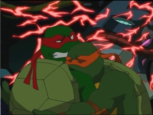 My fave TMNT moments... Raphan11