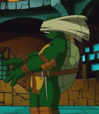 My fave TMNT moments... Raphaw10