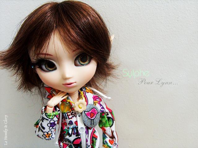 La Féemily de Glory : Pullip, Dal, Byul, Little et Taeyang.. Lynn0210