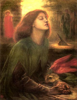 Les Préraphaélites... Beata-10