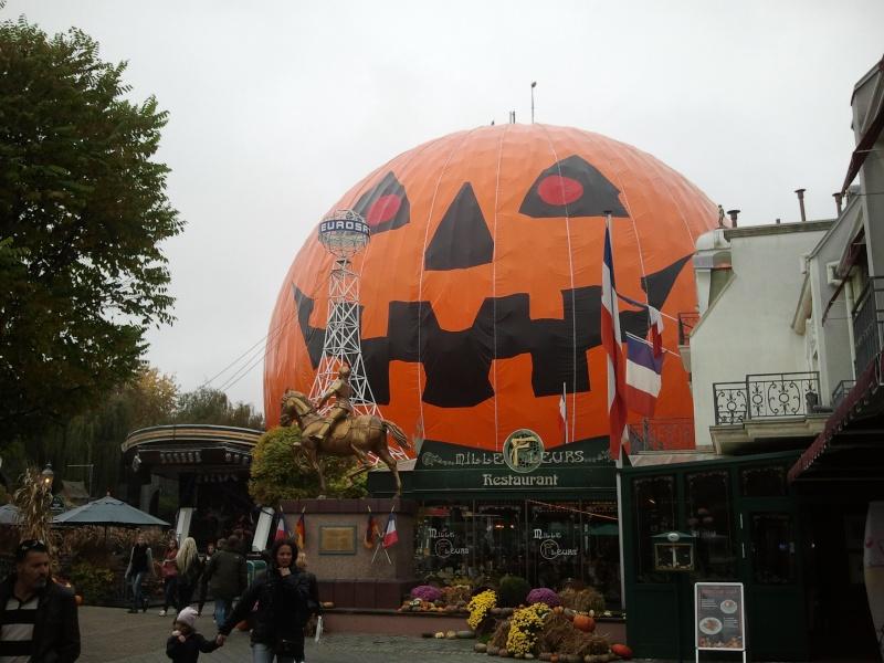Europa-Park spécial Halloween  Photo013