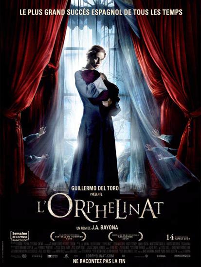 [Film] L'Orphelinat Affich10