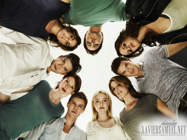 Entertainment Weekly [juin 2010] Xavier10