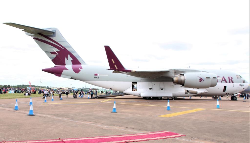 2019 RIAT Fairford Air Show Qaf_c110