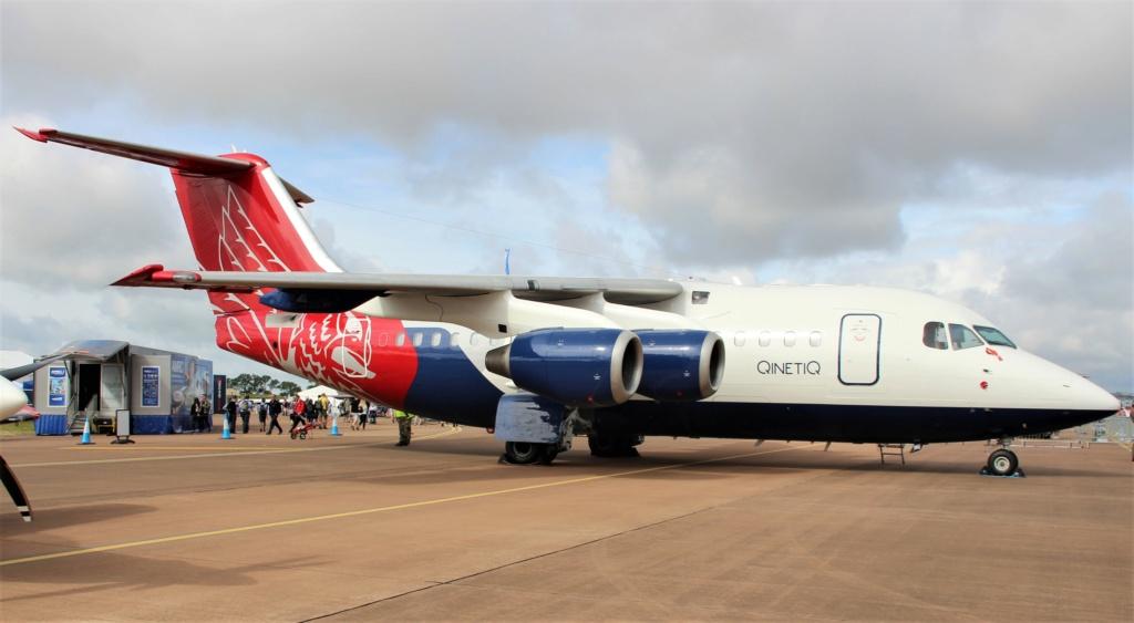 2019 RIAT Fairford Air Show Qineti10