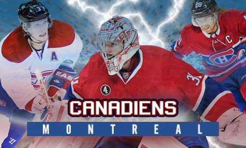 Canadiens c. Buffalo  Receiv10