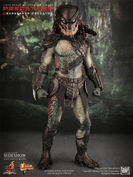 1/6  HOT TOYS-BERSERKER PREDADATOR 16_hot11