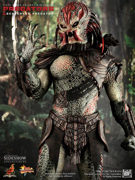 1/6  HOT TOYS-BERSERKER PREDADATOR 16_hot12