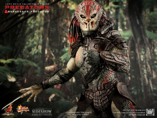 1/6  HOT TOYS-BERSERKER PREDADATOR 16_hot13