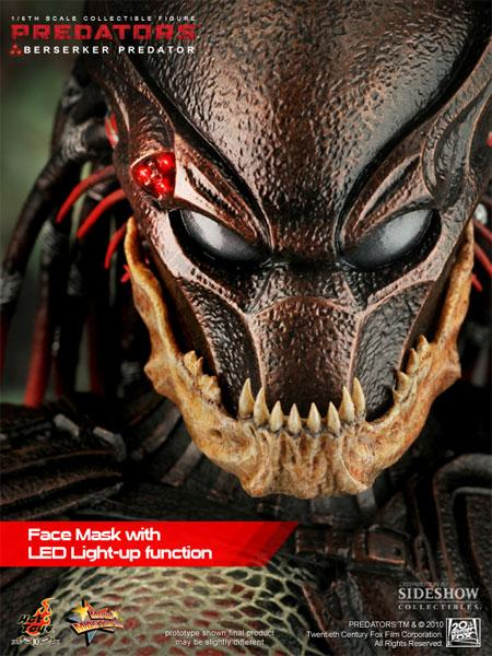 1/6  HOT TOYS-BERSERKER PREDADATOR 16_hot15