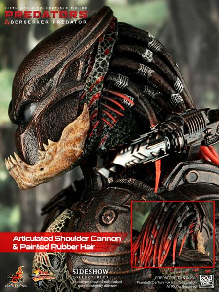 1/6  HOT TOYS-BERSERKER PREDADATOR 16_hot16