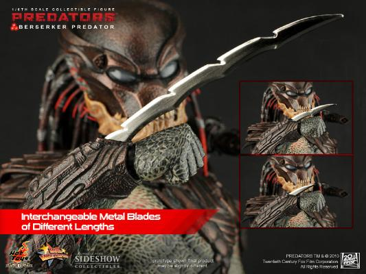 1/6  HOT TOYS-BERSERKER PREDADATOR 16_hot17