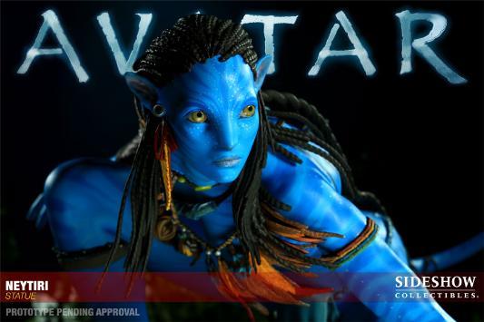 AVATAR NEYTIRI STATUE Avatar10