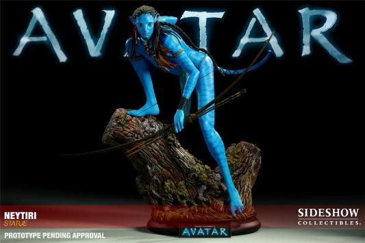 AVATAR NEYTIRI STATUE Avatar12