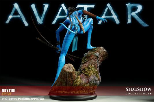 AVATAR NEYTIRI STATUE Avatar13