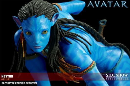 AVATAR NEYTIRI STATUE Avatar14